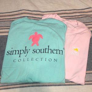 Simply Southern & Salty Dog long sleeve BUNDLE